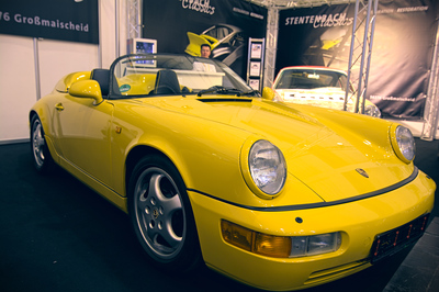 La version Speedster de la 964 - assez rare