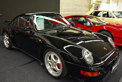 La version la plus sportive de la 993 pour la modique somme de 250.000 €
