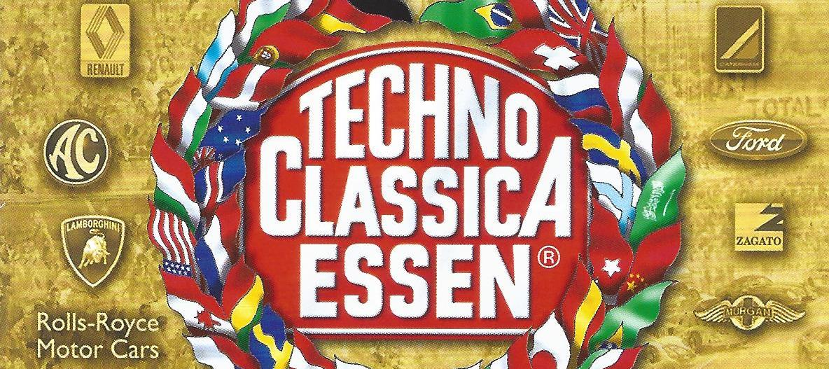 Couverture Le Techno Classica Essen 2019