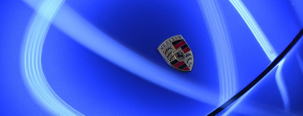 Couverture Ma première Porsche