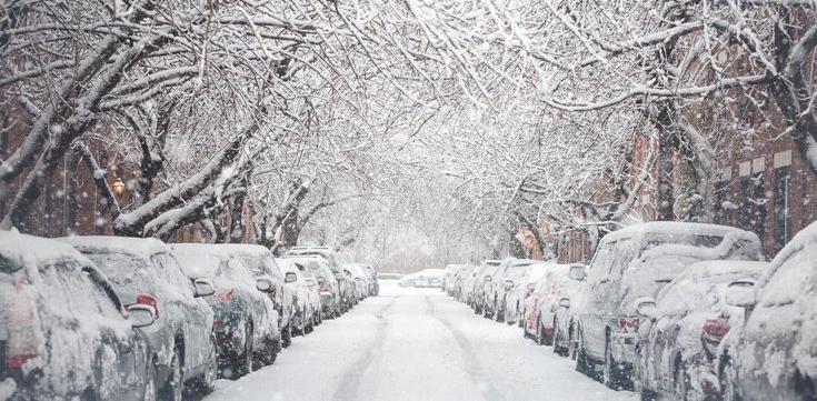 Couverture Préparez-vous, l'hiver vient