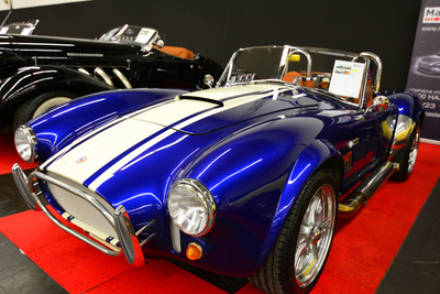 Une Ford Cobra