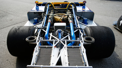 Le moteur de la 917/30 Can-Am
